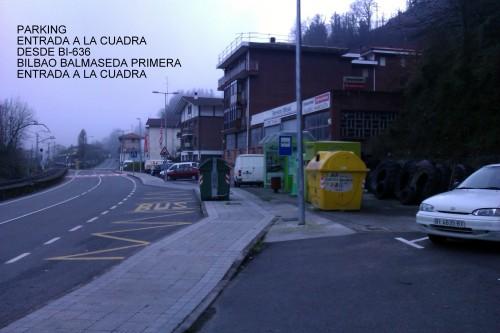 La Cuadra- Ganekogorta