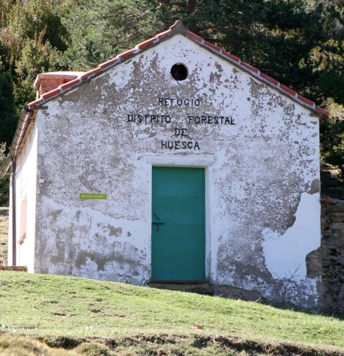 Refugio Distrito Forestal de Huesca