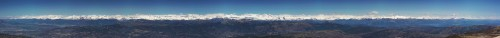 Impresionante panorámica del Pirineo
