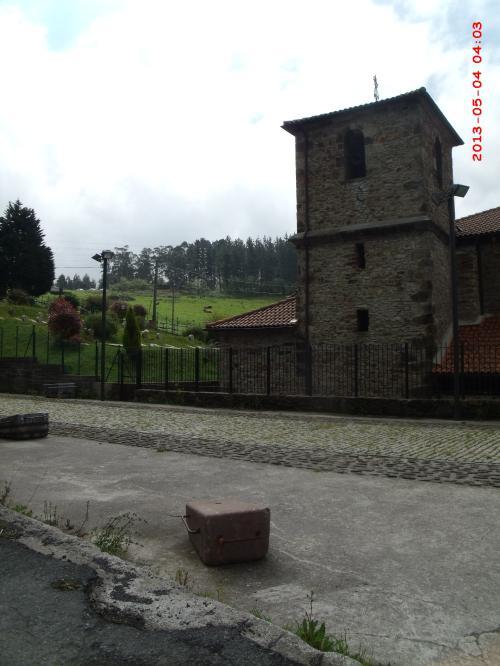 Probadero e Iglesia de Arrontegui