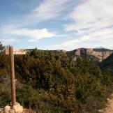 Hacia Dolmen de Belsué(marca hora y media)