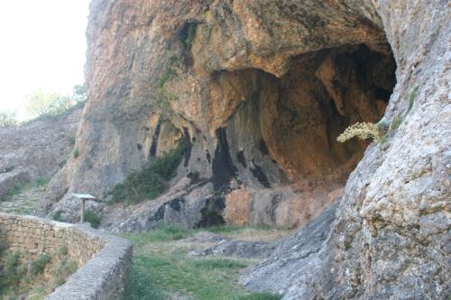 Cueva de Al Foraz, Agüero